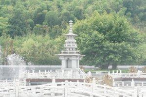 중국 성지순례 - 4. 99m지장대불(송성가무쇼)