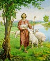 예수님과 어린양 성화 모음