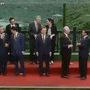 """트럼프 대통령-영국 메이 총리 통화"""" 북한 비핵화"""" 강조"""