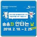 2018 평창 동계올림픽 강릉 차량 2부제 의무 시행