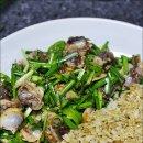 [꼬막비빔밥] 액젓으로 간한 꼬막비빔밥 만드는 법