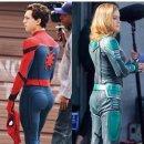 와씨!!! 히어로물 싫어하는 여자들도 캡틴 마블은 꼭 봐야 됨!!!!!!! 기존 남성향...