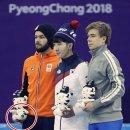 싱키 크네흐트, 평창올림픽 때도 구설수에 오르다