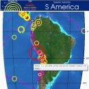 페루 7.1 지진 발생