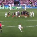 2018 러시아 월드컵 4강전 크로아티아 vs 잉글랜드 골장면 & 하이라이트 영상