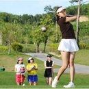 골프장 동영상, 일본 원정 골프였나