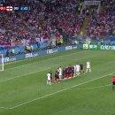 2018 FIFA 러시아 월드컵 4강전 크로아티아 대 잉글랜드]'새 역사' 크로아티아...