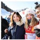 18 02 12 스노보드] 한국계 미국인 클로이김, 하프파이프 새역사를 쓰다, 작은...