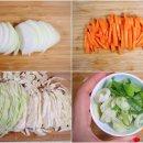 집밥 백선생 백종원표 '일본식 볶음우동' 만들기