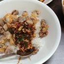 꼬막비빔밥과 고등어조림 레시피.