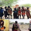 월드비전, 배우 이태란 아프리카 케냐 방문