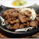 세종시 점심 특선, 석갈비 점심 정식