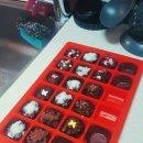 발렌타인데이 초코렛 만들기
