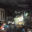 잠실 아파트 화재, 에어컨이 원인?