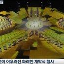 미리보는 평창동계올림픽 개막식 모습