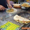 베트남 에서 먹은 길거리 피자 반짱느엉 레시피