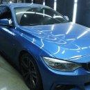 D.L ) BMW 428I 컨버터블 프리미엄케어 [ 인천디테일링세차 / 인천프리미엄...