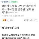 홍남기·노형욱 모두 이낙연이 천거…다시 한번 입증된 `실세 총리`