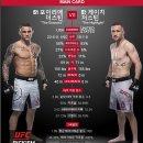 UFC on FOX 29 중계 인터넷