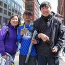 보스턴 마라톤 여행의 짧은 기록