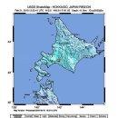 일본 지진 훗카이도 지진