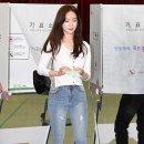 6.13 지방선거 스포테이너 양정원 배우 소지섭도 투표 인증샷, 양정원 근황 셀카...