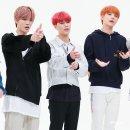 """[현장 HD포토] """"시청률 대박 가즈아""""…NCT 127, '주간아이돌' 기대 UP"""