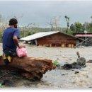 슈퍼 태풍 <b>고니</b>가 필리핀을 강타 최소 7 명 사망