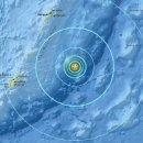 괌 규모 6.0 지진?!