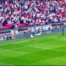 180915 프리미어리그 토트넘 vs 리버풀 라멜라 골장면 손흥민 파울장면 움짤