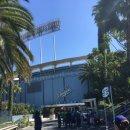 LA dodgers/ 메이저리그 직관(Pitcher is Ryu)/Dodger stadium