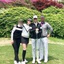 """""""남편 어깨에 찰싹""""..이병헌♥이민정, 달달 데이트 포착"""