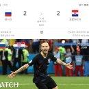 [2018 러시아 월드컵] 4강 진출 4개국 확정! 4강전 대진표 빅 매치 기대!