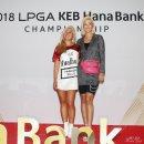 [골프소식•news] LPGA 선수들의 필드 밖 패션-2018 KEB 하나은행챔피언십 갈라...