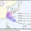 Q. 태풍 1 태풍 ( 탈림 ) 온다구 하던데 언제 정도에 중부 남부 동해 지방에 통하나여...