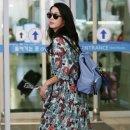 버버리 런던 트렌치 원피스, 한고은 윤아 드레스