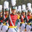 '개교 50주년' 육군3사관학교, 생도 534명 입학식