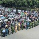 베트남 반중시위 격화