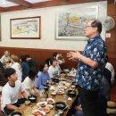 장영달 총장님! 토익사관학교 수강생들과 오찬 간담회!