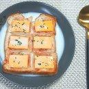 국가대표 선수들도 즐겨먹는다는 30초 완성 '후니브레드'레시피