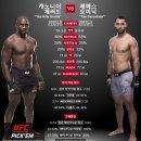 UFC Fight Night 129 프리뷰!/ UFN 스포티비 나우 생중계