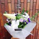 [강남역 꽃집] 나에게 선물했던 꽃다발, 김미경 플라워
