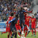 러시아 월드컵 4강 프랑스 VS 벨기에 - 더 강한 팀이 살아남는다