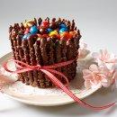 [빼빼로데이 특집] 오븐 없이 간단하게 만드는 빼빼로 케이크, 집에서 만들어보자!