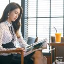 미스티 김남주 패션! 한지혜, 이요원, 장서희도 사랑한 지암바티스타발리 블라우스♡