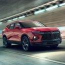 CHEVROLET :: 2019 쉐보레 블레이저 공개(2019 Chevrolet Blazer)