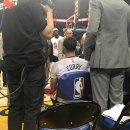 [1boon트렌딩] NBA 중계방송에 나와 성덕 인증한 연예인 - 1boon