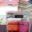 IKEA_SOLVINDEN(솔빈덴)&SARDAL(세르달)