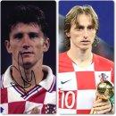 1998 월드컵 슈케르 vs 2018 월드컵 모드리치