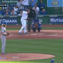 MLB 뉴욕 메츠 신더가드의 100마일 패스트볼과 95.1마일 슬라이더.gif